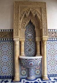 Orientalisches Wasserbecken | Architektur » Innenarchitektur | Rolf Handke / pixelio