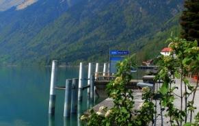 Brienz Dorf - Anlegestelle | Europa » Schweiz | Joujou / pixelio