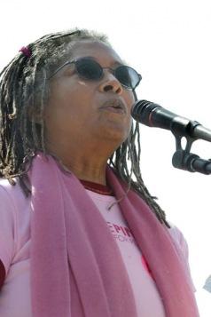 Alice Walker - Autorin des Buches : Die Farbe Lila