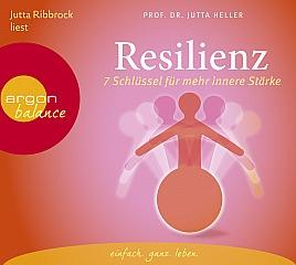 Jutta Heller: Resilienz - 7 Schlüssel für mehr innere Stärke (3 CDs)