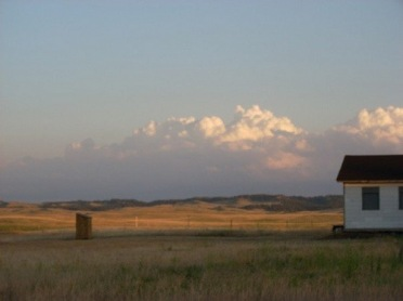 Prairie Sky - Pine Ridge Reservation