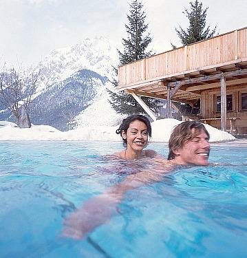 Bio-Wellness-Hotel Holzleiten am Tiroler Mieminger Plateau
