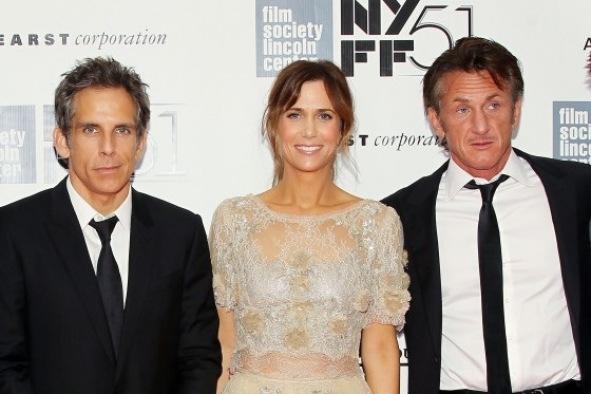 Ben Stiller, Kristen Wiig ,Sean Penn
