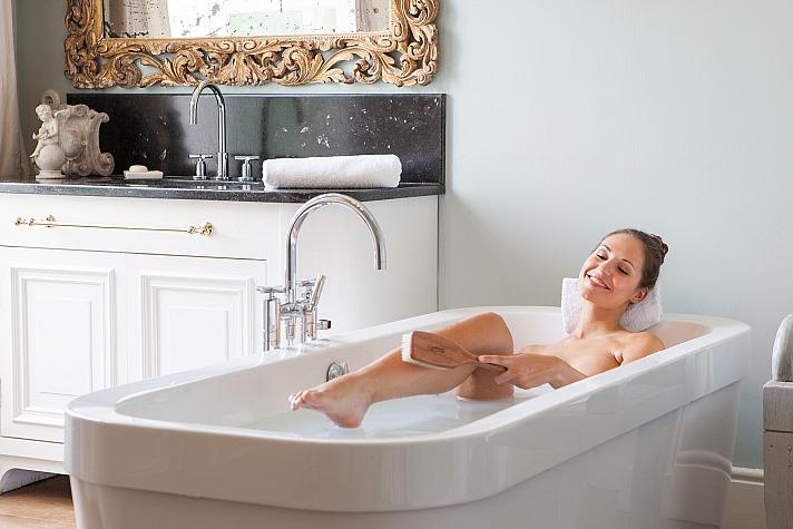 Bleiben Sie der antiken Tradition basischer Körperpflege treu!