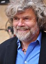 Reinhold Messner - Portrait