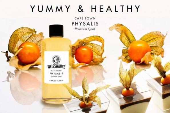 Kim Weisswange - Premium Syrup Physalis