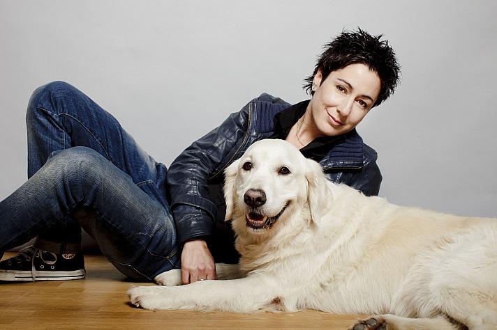 Interview mit Dunja Hayali: Is was,Dog?