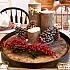 Festliche Tische zur Weihnachtszeit