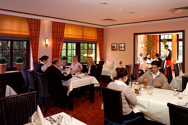 IDINGSHOF Hotel & Restaurant - Restaurant
