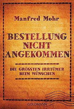 Manfred Mohr: Bestellung nicht angekommen