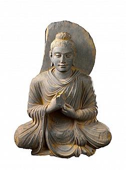 Buddha-Museum Gandhara Buddha