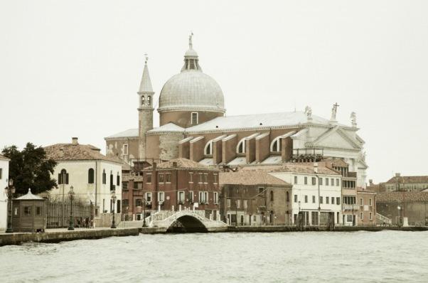 Elke Heidenreich - Venedig Chiesa Redentore