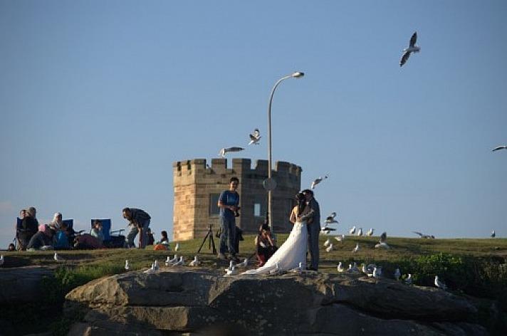 Hochzeitsplanung - Brautpaar
