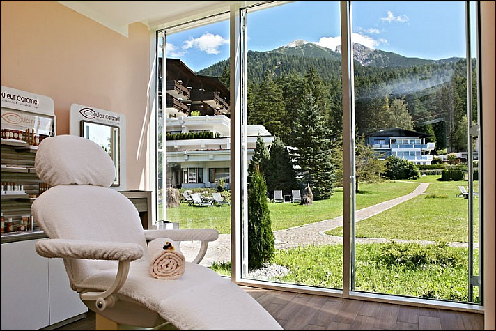 Wellness - Dorint · Alpin Resort · Seefeld-Tirol