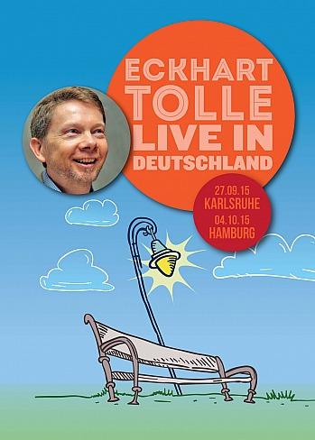 Eckhart Tolle - Jetzt: sein Leben, seine Lehre