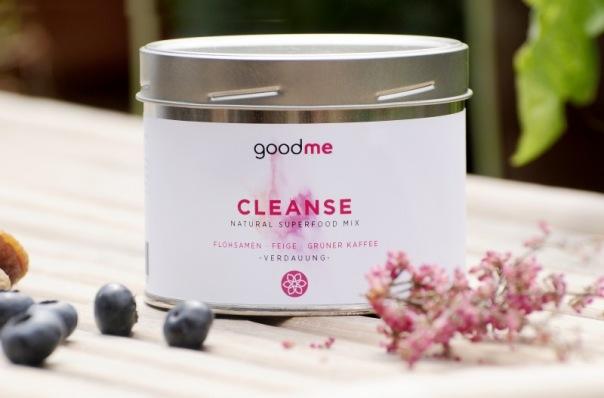 goodme cleansemix - für eine natürliche Darmreinigung