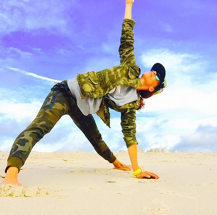 Petra Orzech - noch mehr Yoga