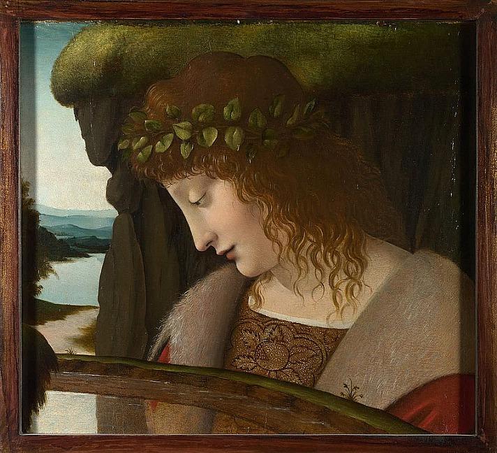 Leonardo da Vinci - Narcissus (1595) - Sollte die Welt mehr auf Hochsensible hören?