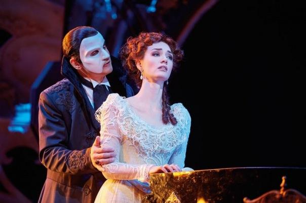 Liebe stirbt nie - Phantom und Christine