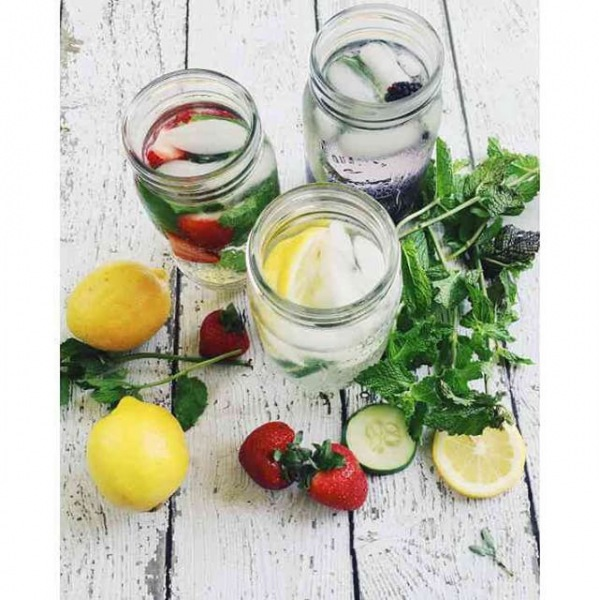 This summer, I have fallen in love with infused water! Today on the Blog, I