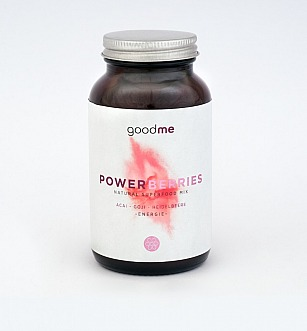 goodme - Powerberries-Pulver-Mix