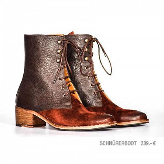 Andjel - Schnürer Boot