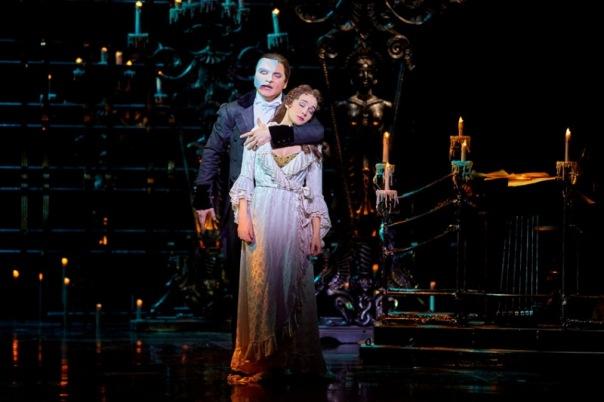 Phantom der Oper Szenenbild