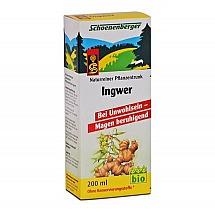Ingwersaft Schoenenberger, 200 ml