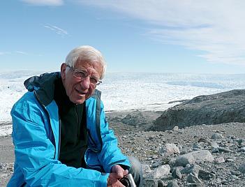 Franz Alt Gletscher Grönland