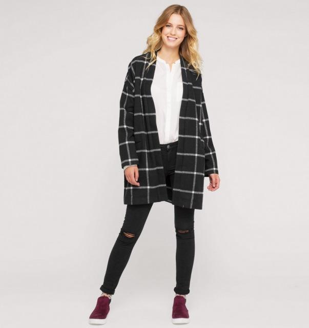 C&A: Oversize-Jacke