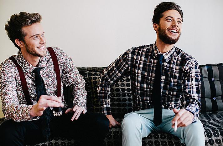 Henrique e Gustavo - Premier Models Mgt