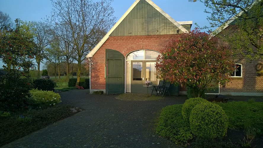 De Borg Bed & Breakfast - Aussenansicht