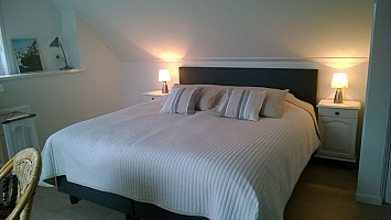 De Borg Bed & Breakfast - Bett