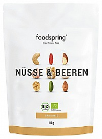 foodspring - Nüsse & Beeren