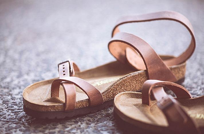 Sandalentrends für glückliche Füße - BIRKENSTOCK