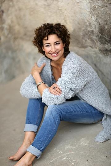 Isabel Varell strahlt auch mit Mitte 50