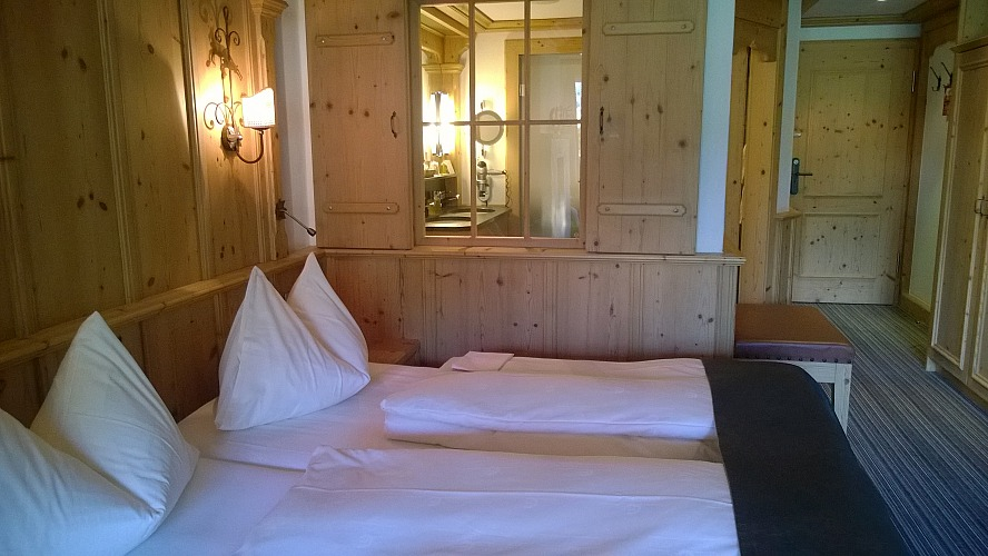 Wellness & SPA-Hotel Ermitage - Suite