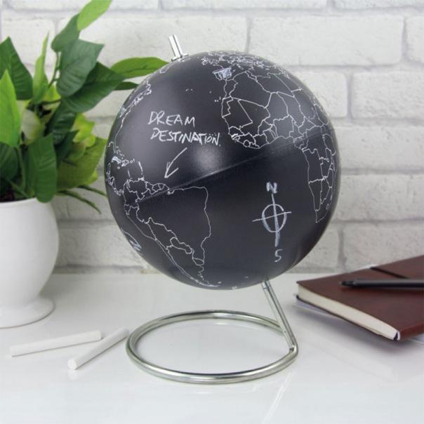 RADBAG: Schultafel Globus