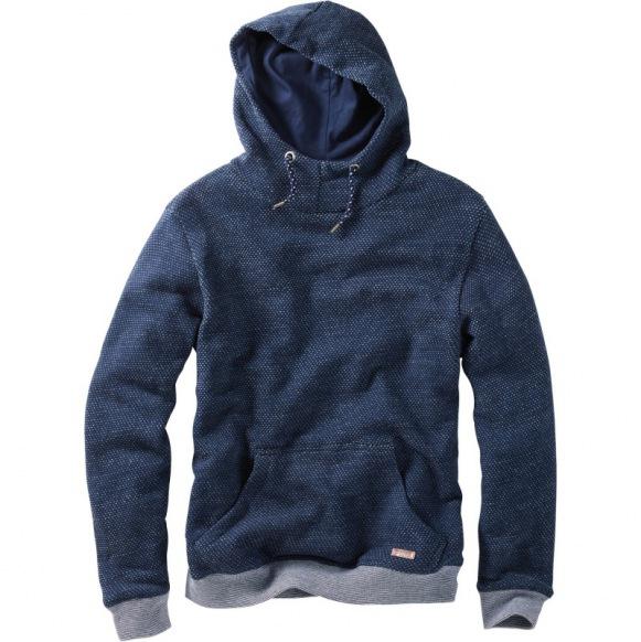 FIT-Z: Jungen-Sweatshirt Struktur