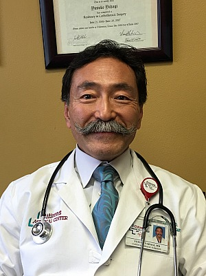 Dr. Yusuke Yahagi - Herzchirurg