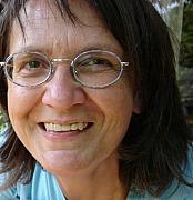 Jutta Nebel - Portrait