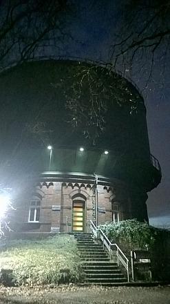 Unser Zuhause, der Wasserturm