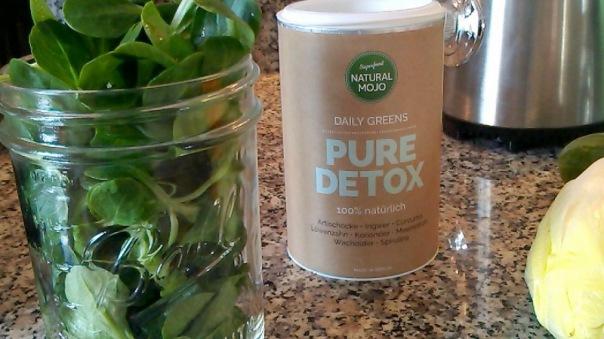 Natural Mojo - PURE DETOX