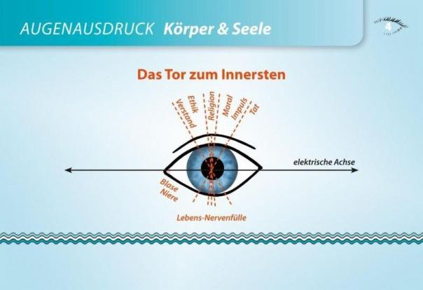 Rita Fasel, Ruediger Dahlke: Augendiagnose - Augenausdruck