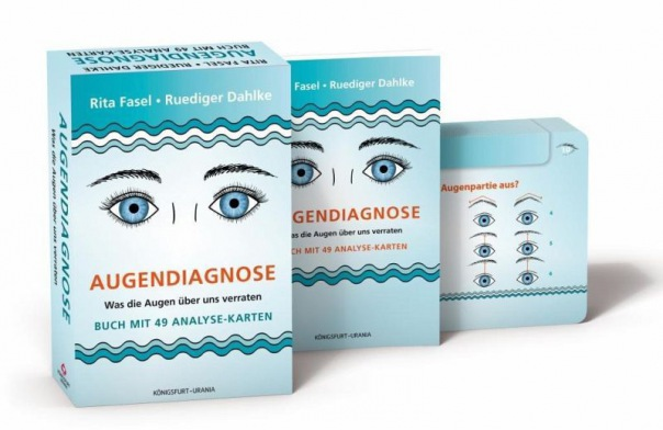 Rita Fasel Ruediger Dahlke Augendiagnose - Box