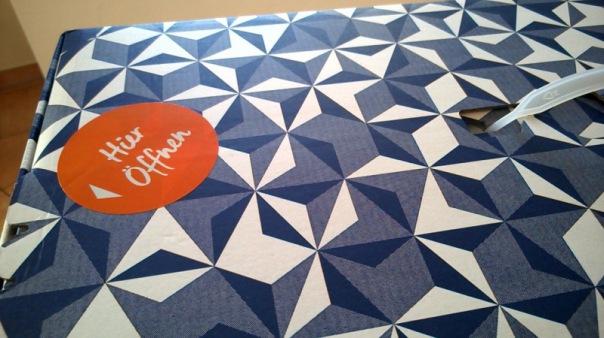 Zalon, der Personal-Shopping-Dienst von Zalando - das Paket