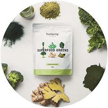 foodspring: Superfood Greens Mix