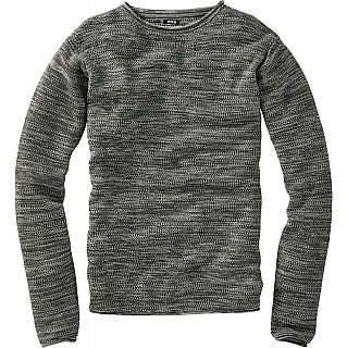FIT-Z: Pullover - meliert