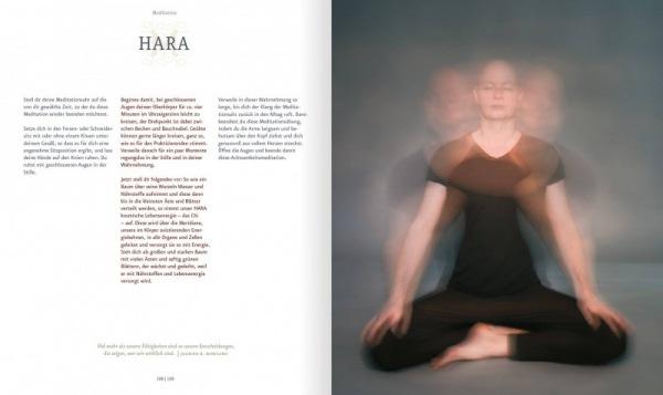 René Hug, Buch DIE QUELLE DES DASEINS: Hara