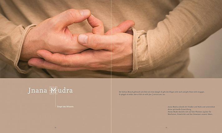 René Hug, Buch DIE QUELLE DES DASEINS: Jnana Mudra